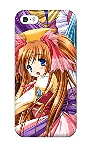 Rolando Sawyer Johnson's Shop 2625348K95833013 High-quality Durable Protection Case For Iphone 5/5s(anime Girls 39)