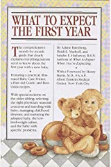 What to Expect the First Year Paperback