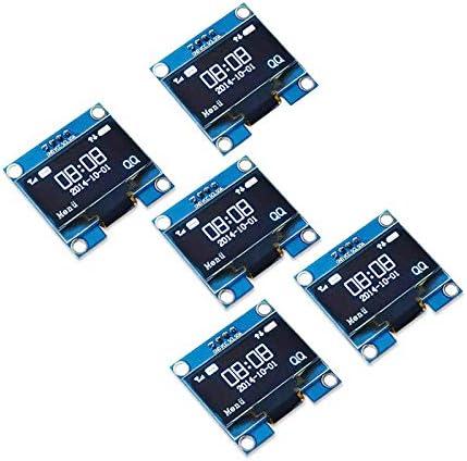 """0.96/"""" I2C IIC SPI Serial 128X64 White OLED LCD LED Display Module for Arduino CC"""