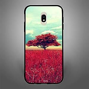 Samsung Galaxy J7 Pro Red Garden