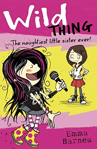 book cover of Wild Thing