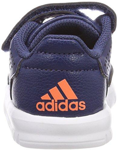 Da Bambini Nobind hireor 31843 hireor Blu Cf Basse nobind Scarpe Unisex Adidas Ginnastica ftwwht Altasport ftwwht aIxU8awO