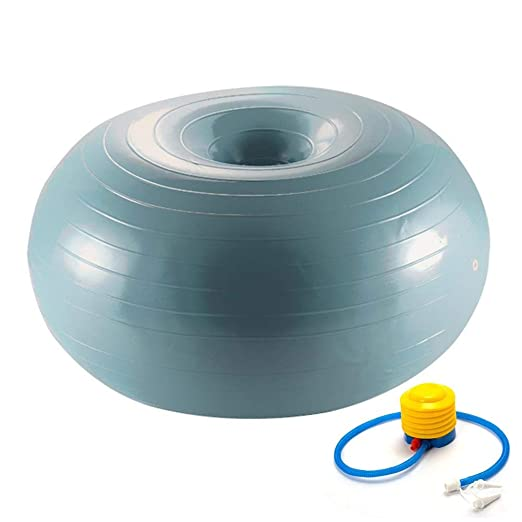 Fitness Donut Ball, Yoga Donut Ball con Pump, Donut Exercise ...