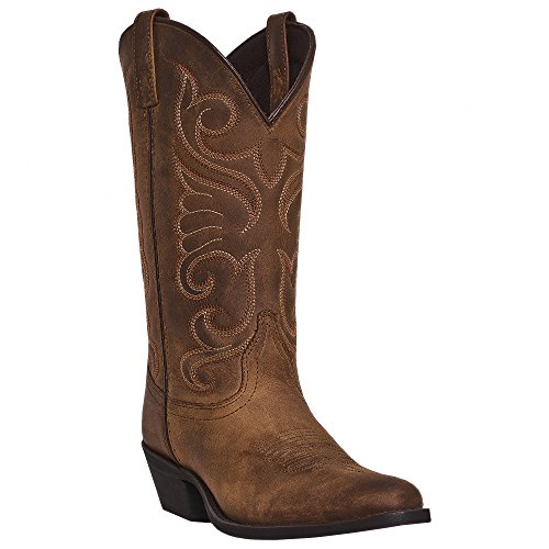 Laredo Women's Bridget Western Boot, Tan, 7.5 M US by Laredo (Image #1)