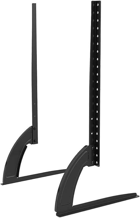 CCBBA Base Universal de TV LCD Engrosada Soporte para Mesa de pie de 32/43/50/55/65/75 Pulgadas: Amazon.es: Hogar