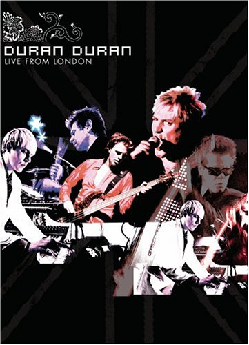 Price comparison product image Duran Duran - Live From London
