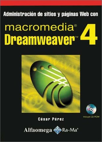 Download Administración de sitios y páginas web con Macromedia Dreamweaver 4 pdf epub