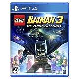 PS4 LEGO Batman 3: Beyond Gotham with Bonus LEGO Batman Batwing Miniset