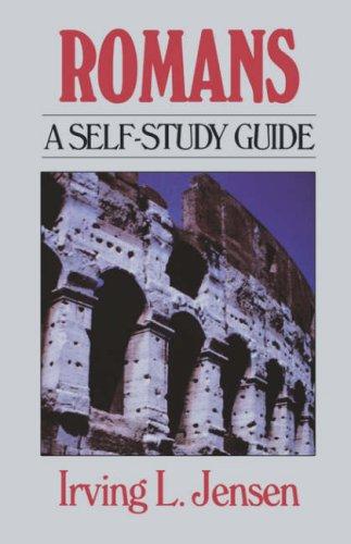 Romans- Jensen Bible Self Study Guide (Jensen Bible Self-Study Guide ()