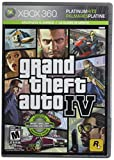 xbox 360 games grand theft auto - Grand Theft Auto IV