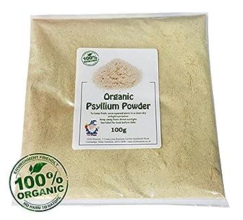 Psyllium Husk Powder 100 Aa Premium Quality Ready To Eat 50g