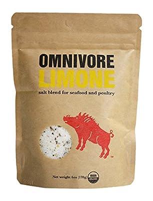 Omnivore Limone Organic Seasoning from omnivore llc