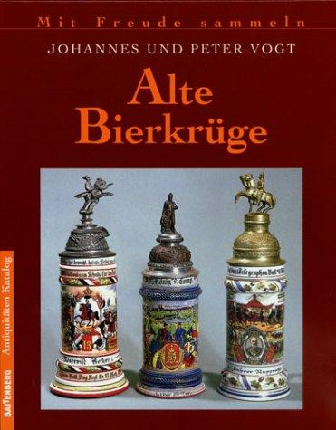 Alte Bierkrüge