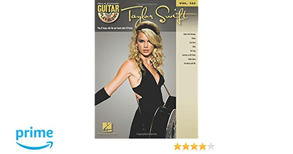 Taylor Swift: Guitar Play-Along Volume 133