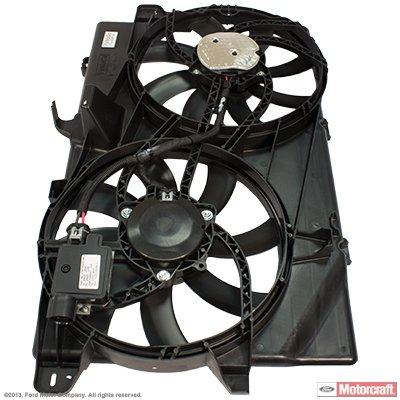 Motorcraft RF295 Fan and Motor Assembly by Motorcraft