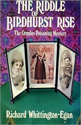 Riddle of Birdhurst Rise: Croydon Poisoning Mystery