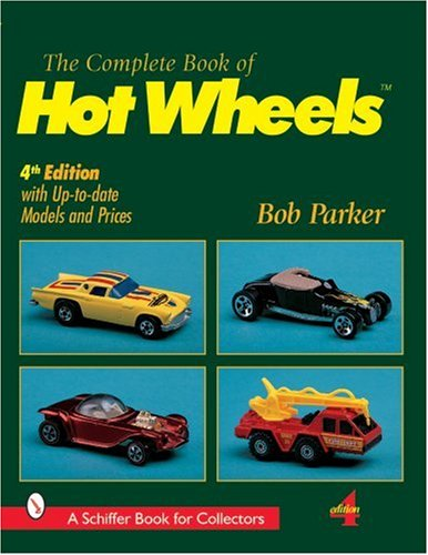 Complete Book of Hot Wheels (Schiffer Military History) by Brand: Schiffer Pub Ltd