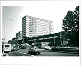 Vintage photo of UK Land39;s Elephant and Castle shopping centre, which is to be refurbished