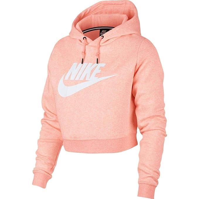 Nike Women's Sportswear Rally Cropped Hoodie