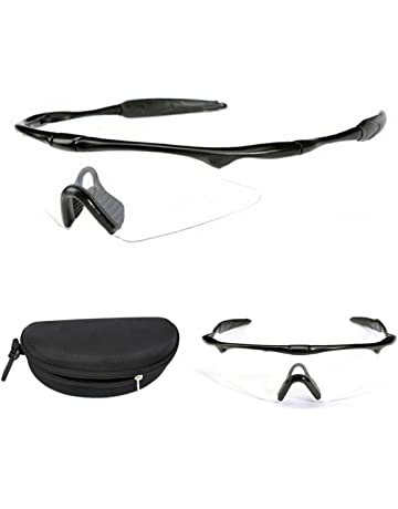 31b628e404 QHIU Lunettes Protection UV Vision Nocturne Goggle Tactique pour Cyclisme  Moto Sports de Plein air Homme