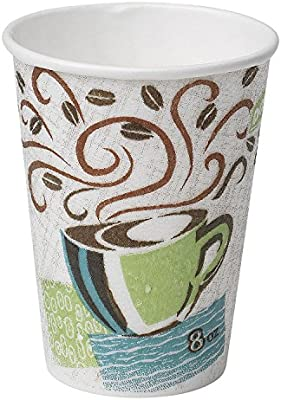 Amazon com: Dixie PerfecTouch Hot Cups - 8oz/160ct: Kitchen