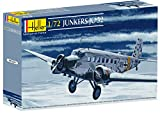 Heller Junkers JU 52/3M Airplane Model Building Kit