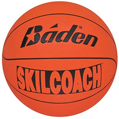 Baden SkilCoach Oversized 35in Rubber Training Basketball