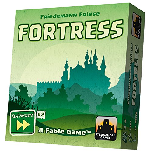 Stronghold Games Fortress (Fast Forward Series #2) Board Games (Board Games Ages 10+)