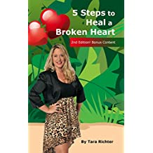 5 Steps to Heal a Broken Heart (The Dating Jungle Book 3)
