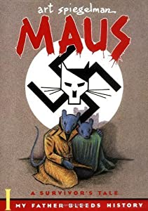 Maus I: A Survivor's Tale: My Father Bleeds History 1st (first) Edition by Spiegelman, Art published by Pantheon (1986) Paperback