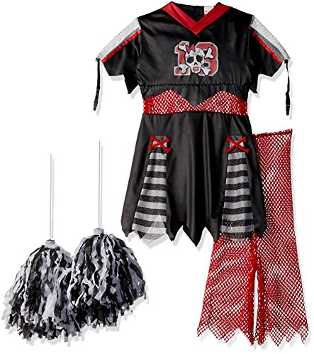 [Disguise D/Ceptions 2 Cheerless Leader Deluxe Tween Costume, 14-16] (Halloween Costumes Of Cheerleaders)