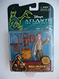 Qiyun Disneys Atlantis The Lost Empire Milo Thatch 4 Posable Action Figure SEALED 074299880728