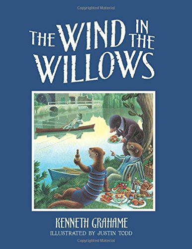Book cover for The Wind in the Willows