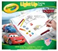 Crayola Cars 2 Light Up Tracing Desk from Crayola