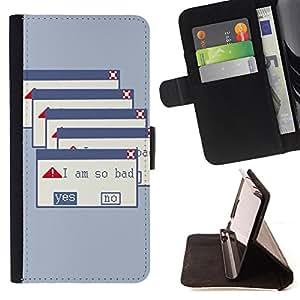 Dragon Case - FOR Sony Xperia Z2 D6502 - Yes or no - Caja de la carpeta del caso en folio de cuero del tir¨®n de la cubierta protectora Shell