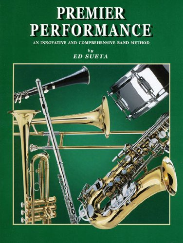 Premier Performance - Bass Clarinet - Book 2 with CD (Clarinet Bass Performance)