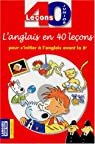 L'anglais en 40 leçons junior par Peters