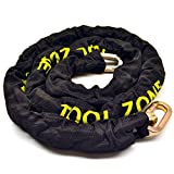 Heavy Duty Security Chain 1.8m / Chain Lock With Nylon Cover TE377
