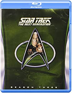 Cover Image for 'Star Trek: The Next Generation - Season Three'