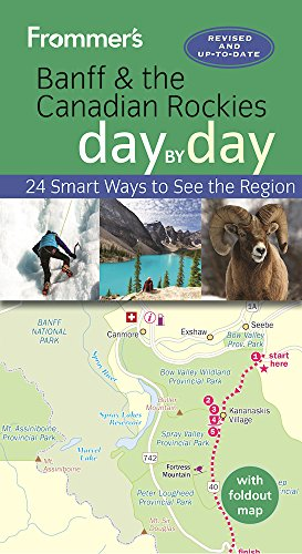 - Frommer's Banff and the Canadian Rockies day by day