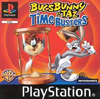 bugs bunny and taz time busters psx