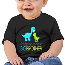 Just Tinge Child Dinosaur I'm Going To Be A Big Brother Shirts