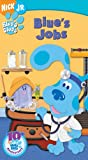 Blue's Clues - Blue's Jobs [VHS]