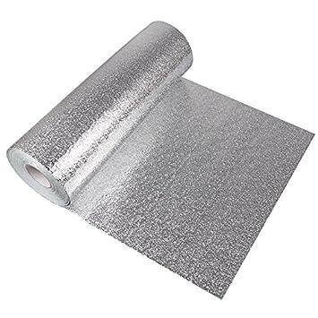 GFEI Pegatinas decorativas Fondos de Pantalla/Resistentes al Calor de la Estufa de Cocina de Aluminio a Prueba de Fuego Humo Sticker/Waterproof Tile: ...