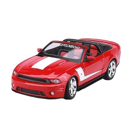 Modelo de Coche Ford Mustang 427R Modelo de Coche 1:18 ...