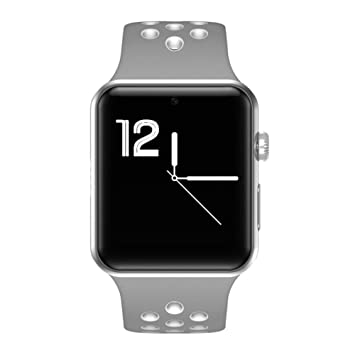 HOYHPK Reloj Inteligente Deportivo cámara música podómetro ...