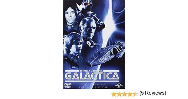 Estrella De Combate: Galáctica [DVD]: Amazon.es: Richard Hatch, Dirk Benedict, Lorne Greene, Herb Jefferson Jr., Noah Hathaway, Varios, Glen A. Larson: Cine ...