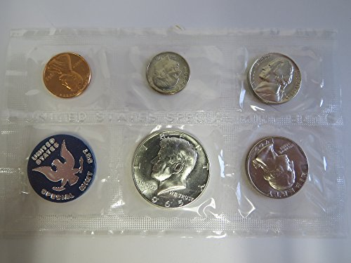 1965 Various Mint Marks Mint Set Perfect Uncirculated (Coins Rare Dollar)