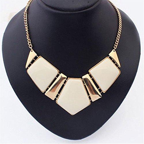 gem bib necklace - 7