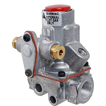 "BASO GAS PRODUCTS LLC Baso Safety Valve 3/8"" NPT inlet and outlet H15HR2C"